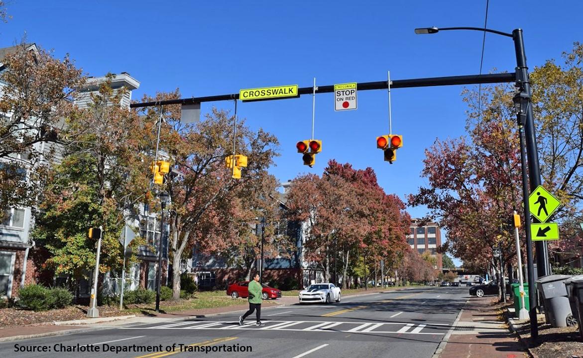 Pedestrian Hybrid Beacon